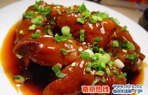 南京/猪蹄的各种做法:图
