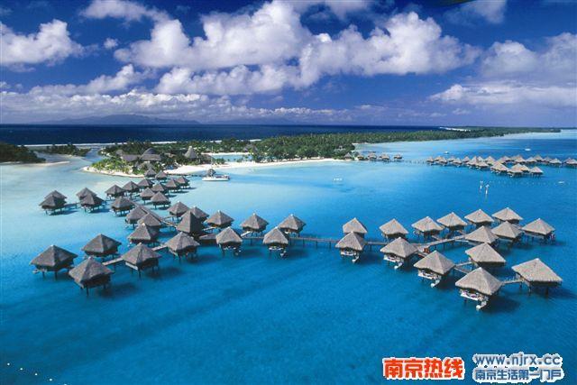 才是海岛旅行的终极梦想