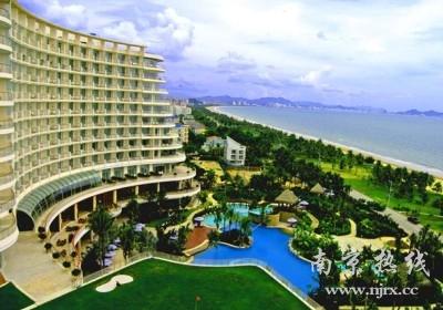 南京热线讯:三亚丽景海湾酒店位于三亚大东海旅游风景区,隶属湖北