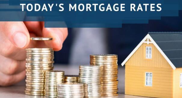 抵押贷款利率上升