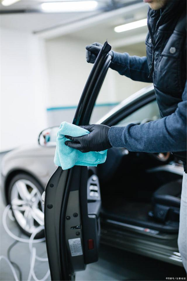 车险公司抽成的钱立即给洗车工人