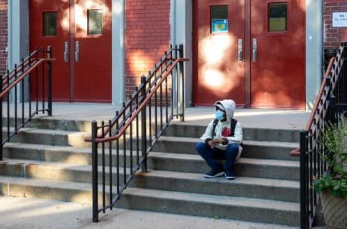 疾病预防控制中心的课堂指导将使90%的学校至少部分关闭