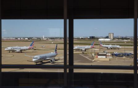美国航空考虑借贷偿还政府贷款