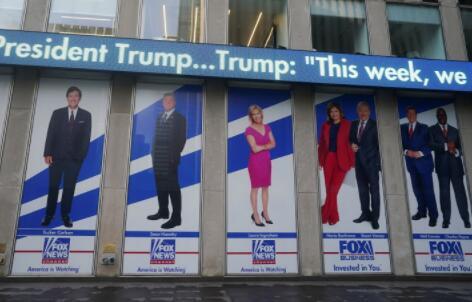 尽管收视率超出预期 但福克斯公司总裁为新闻频道辩护