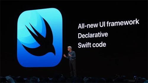 Apple首次推出SwiftUI和新的Xcode交互式开发体验