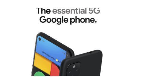 Google推出5G版本更新Pixel4a