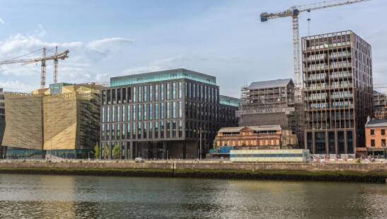 爱尔兰中央银行调查后戴维关闭债券服务台