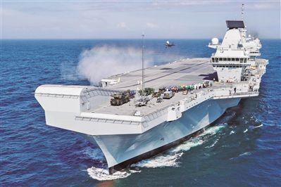 英国防部:舰载无人飞机在设计方案修建上存有堡垒