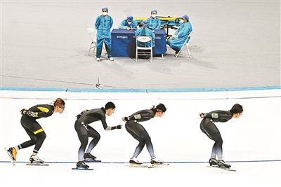 国家速滑馆精英团队责任人武晓南:年轻一代对冬季奥运会的激情