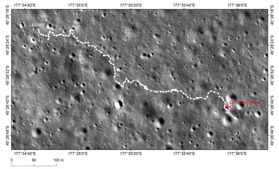 嫦娥四号已在月球背面渡过825个世界地球日