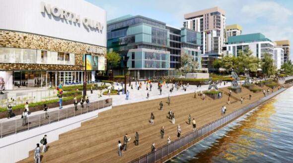 沃特福德主要重建计划的私人资助延迟