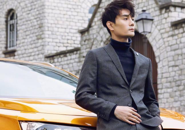 王凯虽然看上去很帅,但是演技并不是很有实力