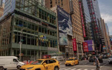 在优步和Lyft司机短缺的情况下 纽约的黄色出租车卷土重来