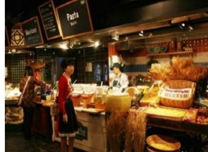 只要自己的手艺好,选择在城市开餐饮店是很好赚钱的